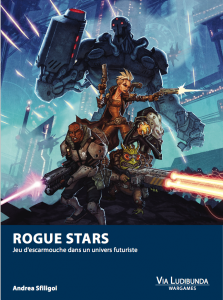Rogue Stars French Edition